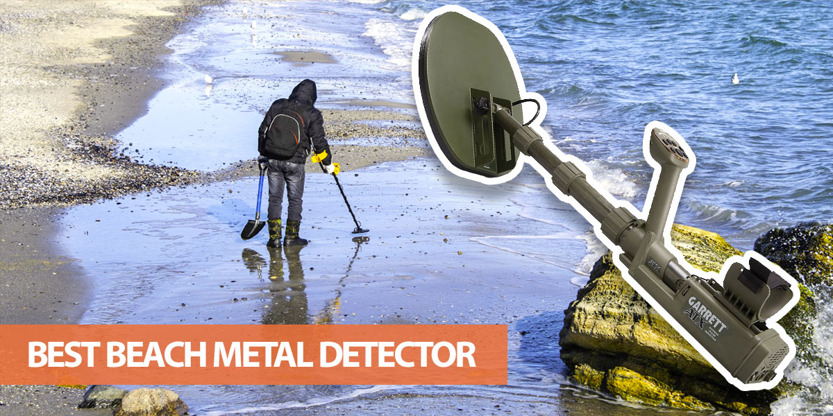 Guide to the best beach metal detector