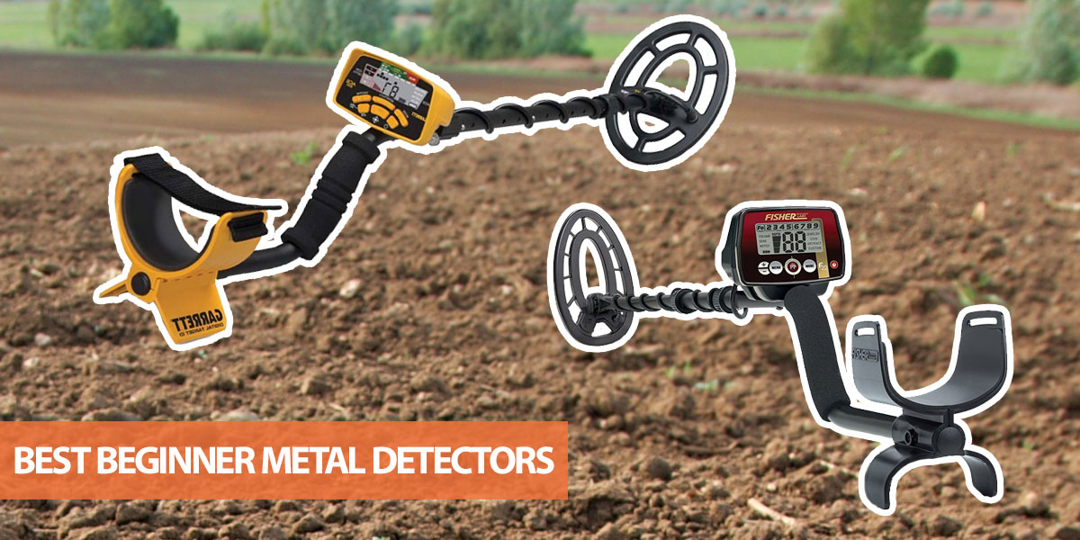 Best beginner metal detectors