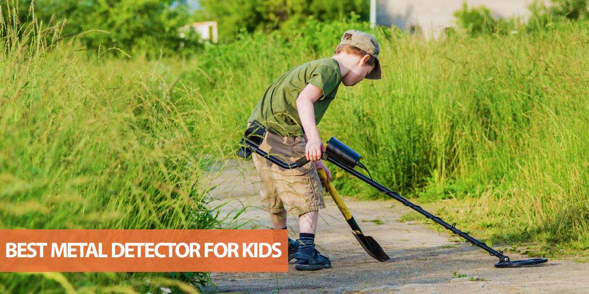 The best kids metal detectors