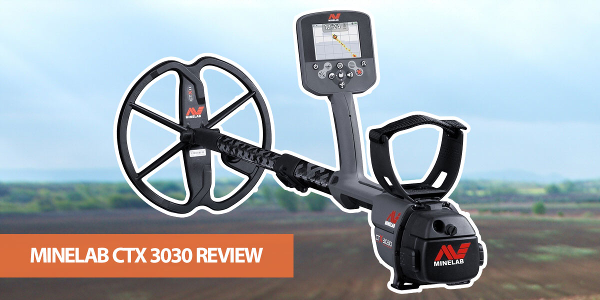 A review of the Minelab CTX 3030