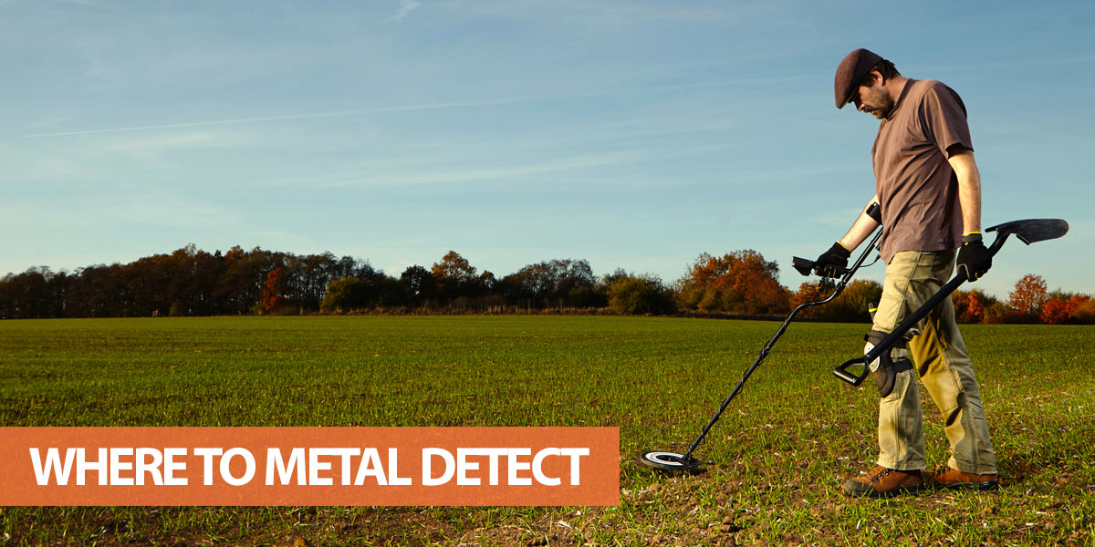 A guide to the best metal detecting sites